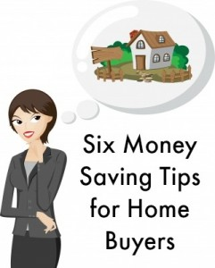 money saving tips for home buyers