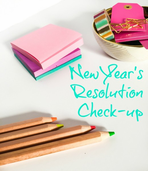 new year's resolution financial check-u